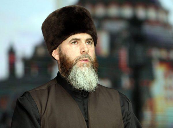 Муфтий Чечни напомнил раввину Гольдшмидту про 60-летний террор в Палестине