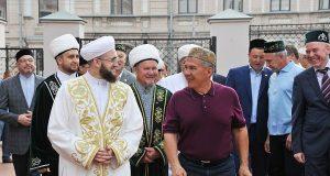 В Татарстане определились с муфтием