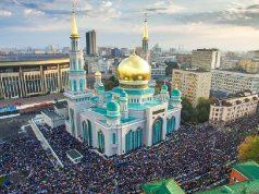 Москве нужны мечети!