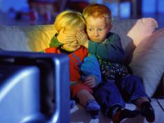 Вред телевидения