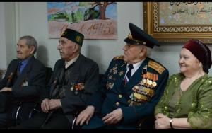 """Чествование ветеранов в """"Общине мусульман """"Рисалят"""""""