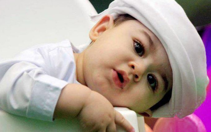 Детей в исламе фото