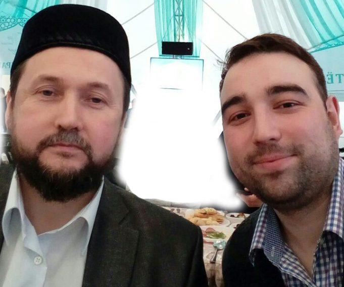 Председатель общины мусульман