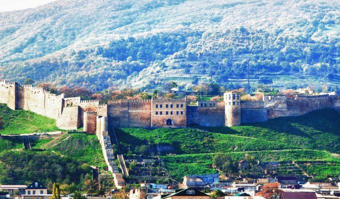 Святыня древнего Дербента