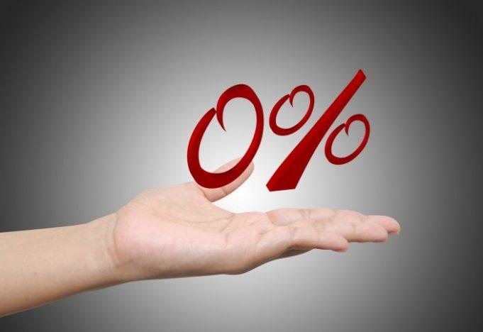 Дозволена ли беспроцентная рассрочка в торговых магазинах?