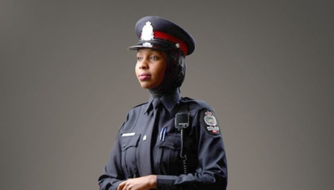 В полиции могут ввести форменный хиджаб