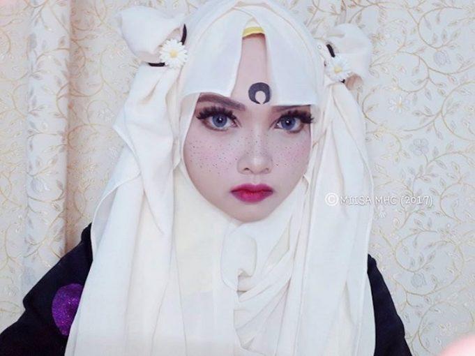 Блогер-мусульманка внесла хиджаб в популярную субкультуру