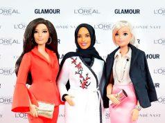 Барби в хиджабе предстала миру