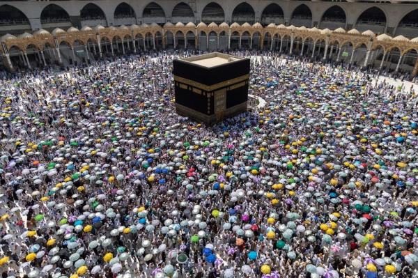 Фотография главной святыни ислама попала в журнал National Geographic