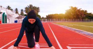 Пробежать 3 километра в хиджабе – а вам слабо?