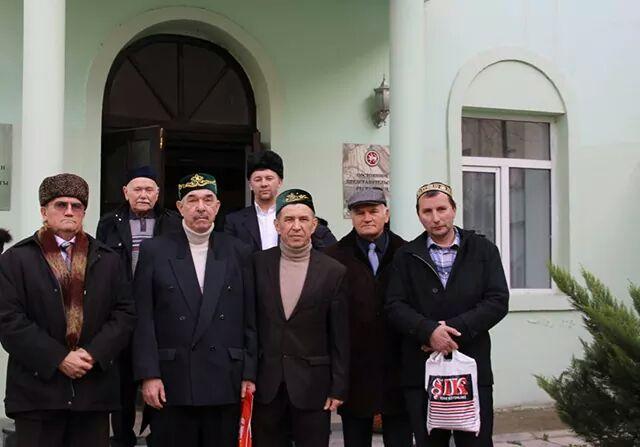 Татары Баку готовятся отметить Мавлид ан-Наби