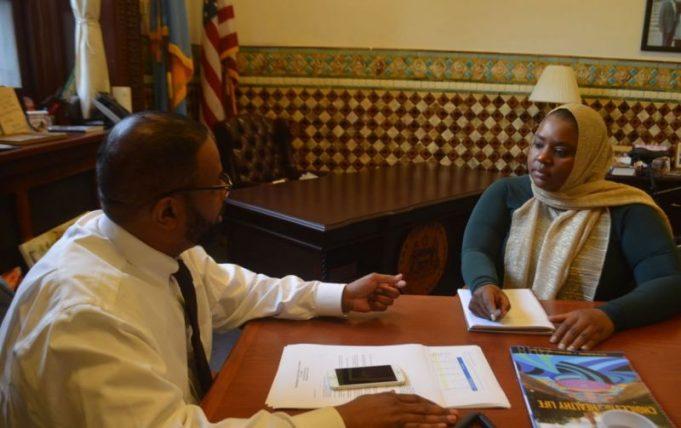 Губернатор назначил мусульманку на важную должность