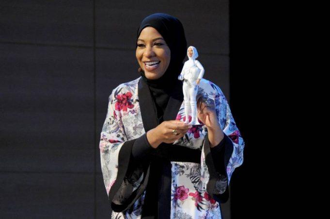 Барби в хиджабе по образу и подобию олимпийской медалистки