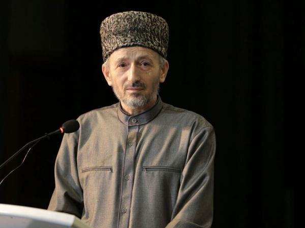 Выступление Муфтия РД шейха Ахмада-Афанди на международном форуме «Духовное наследие шейха Саида Афанди»