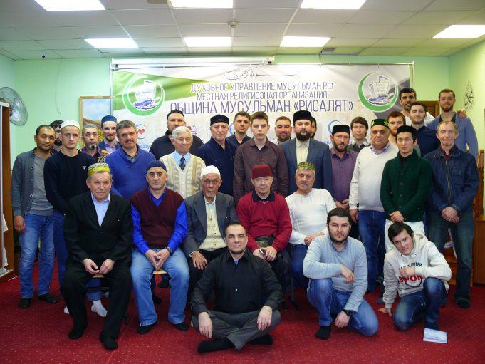 Современный этап Исламского просвещения. Курсы повышения квалификации. Завершение.