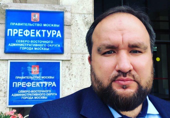 Ректор Московского Колледжа Теологии и Права принял участие в заседании рабочей группы при префектуре СВАО