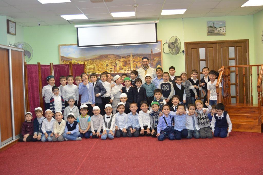 Мусульманская школа в Москве