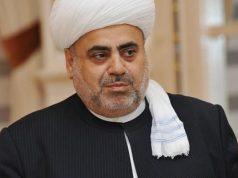 председатель Управления мусульман Кавказа Аллахшукюр Пашазаде