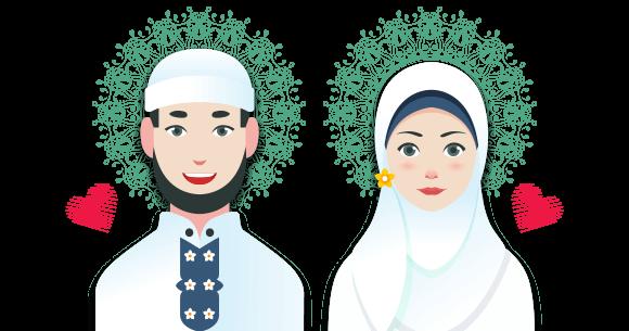 Пандемия COVID-19 вызвала брачный бум среди мусульман