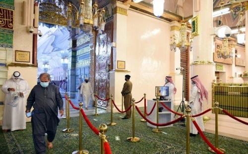 В месяц Раби уль-Авваль Равза Пророка ﷺ открылась для посещения