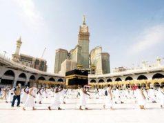 Мекка открывается для паломников со всего мира