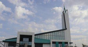 В Челнах открылась первая мечеть в стиле хай-тек