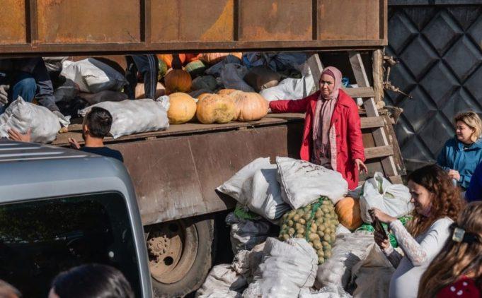 1 млн кг гушр-садаки раздали нуждающимся семьям в Казани