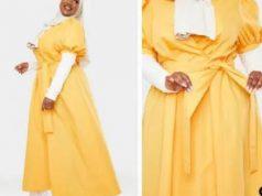 Модель в хиджабе восхитила общественность