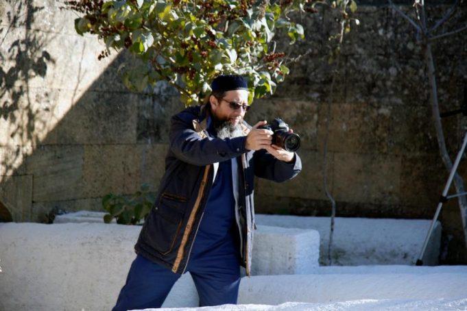 Египтянин снимает в Дербенте фильм об истории ислама