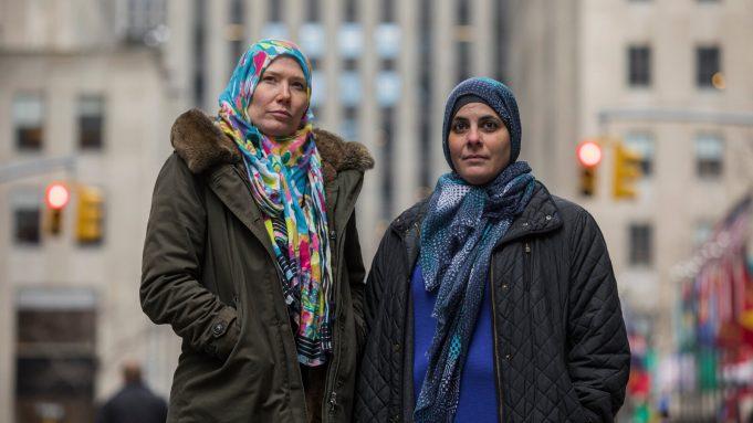 Полиция Нью-Йорка сдалась в вопросе хиджаба Истицы по делу о хиджабах